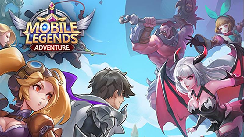 Adventure Legends M เกมมือถือเก็บเวลภาพสวย