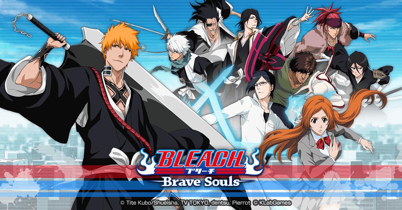 BLEACH Brave Souls - 3D Action เกมมือถือออนไลน์