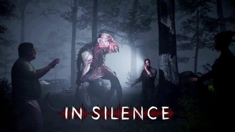เกมสยองขวัญเล่นกับเพื่อน In Silence เกมส์นี้จะทำให้คุณหลอนจนไม่กล้านอนคนเดียว ฆ่าให้หมด ก็ชนะแล้ว หรือจะรอให้ฝั่งตรงเขาไปเอาปืนมาฆ่าเราแทน