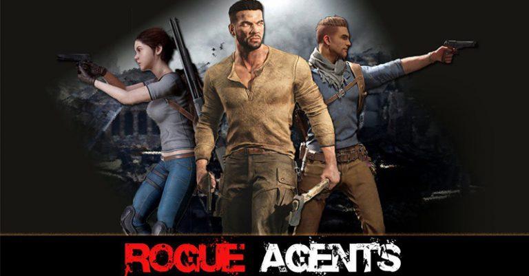 รีวิวเกมมือถือมาใหม่ Rogue Agents ที่คนไทยรอคอย!!