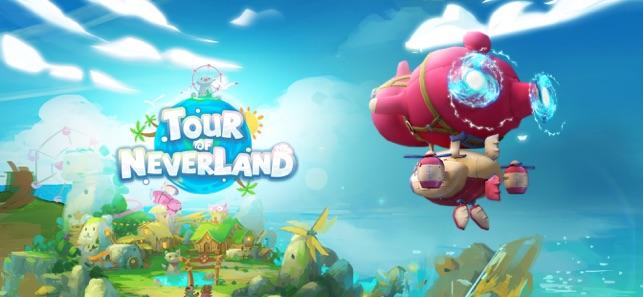 รีวิวเกมมือถือ Tour of Neverland ทำฟาร์มแบบใหม่