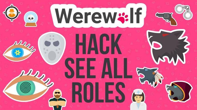 Werewolf Online หาตัวหมาป่าให้เจอก่อนที่มันจะฆ่าคนทั้งหมู่บ้านในเกมWerewolf Online