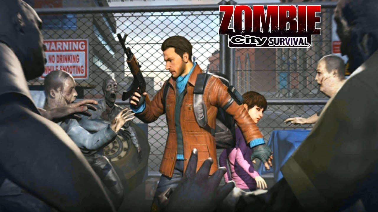 รีวิว Zombie City Survival เกมมือถือไล่ยิงซอบบี้ตะลุยด่านสุดมันส์