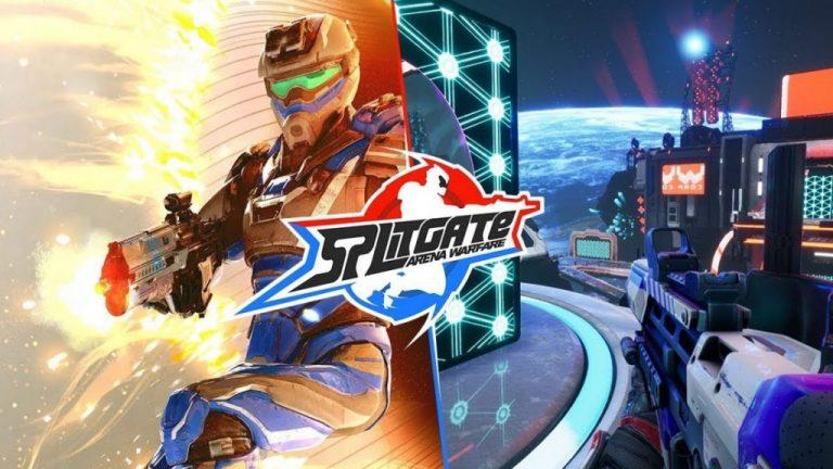 รีวิวเกม PC Splitgate : arena warfare ที่ให้บรรยากาศเหมือนหลุดเข้าไปอยู่ในหนัง SCI-FI ด้วยฟังก์ชั่นการเปิดประตูวาร์ป ไปที่ต่างๆได้