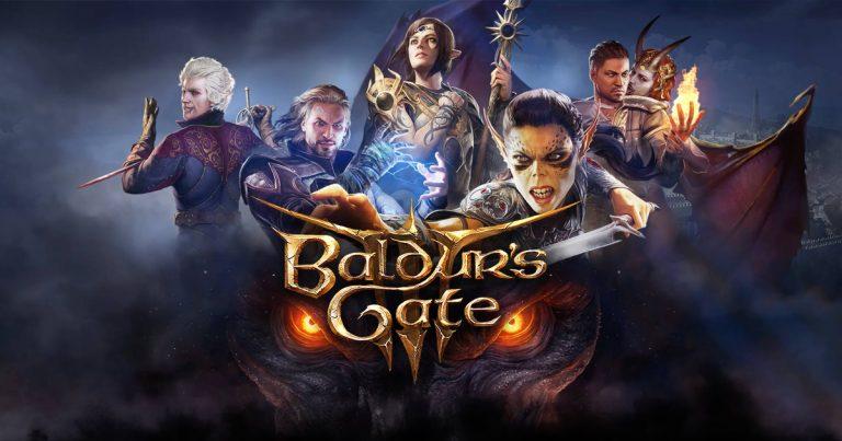 สาวกคอ เกมแนว RPG เพราะเพิ่งทำการเปิดตัวไปเมื่อต้นเดือนตุลาคมที่ผ่านมานั่นเอง เกมPC Baldur's Gate 3 เกมคอม2020 เกมคอมออนไลน์ภาพสวย