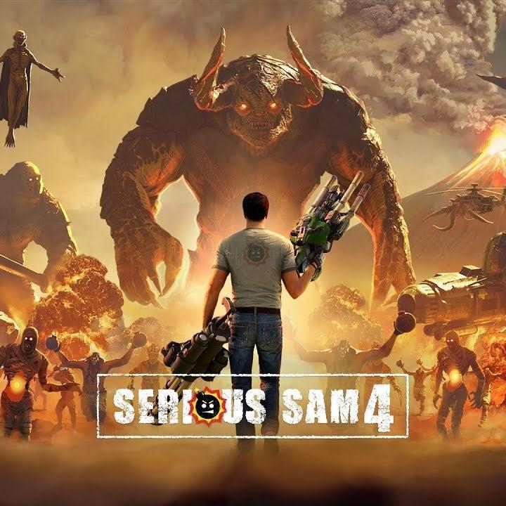 แนะนำ เกม pc 2020 Serious Sam 4 ออนไลน์ ต่อสู้กับเอเลี่ยน สัตว์ประหลาด มนุษย์ต่างดาว ไดโนเสา ภารกิจหลัก ๆ ก็คือยิงให้ตาย เก็บกระสุนและของ Remove term: เกมpc2020 เกมpc2020Remove term: เกมต่อสู้กับเอเลี่ยน สัตว์ประหลาด มนุษย์ต่างดาว ไดโนเสา เกมต่อสู้กับเอเลี่ยน สัตว์ประหลาด มนุษย์ต่างดาว ไดโนเสาRemove term: เกมpcออนไลน์ เกมpcออนไลน์Remove term: Serious Sam4 Serious Sam4Remove term: เกมคอมน่าเล่น เกมคอมน่าเล่นRemove term: เกมคอมออนไลน์2020 เกมคอมออนไลน์2020