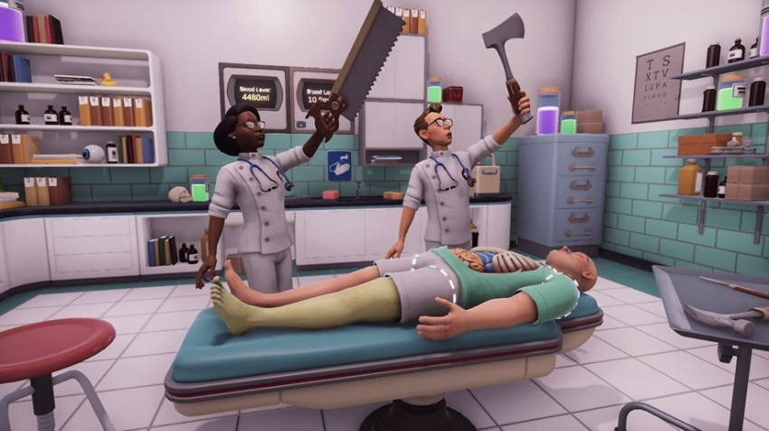กมผ่าตัดฮาๆเล่นกับเพื่อน Surgeon Simulator 2 การเล่นเกม แบบสุดเพี้ยน รอคอย ให้ผู้เล่นได้ลิ้มลองระบบการเล่นเกม สุดแปลกใหม่ รีวิวเกม Remove term: เกมออนไลน์ตลกๆ เกมออนไลน์ตลกๆRemove term: เกมออนไลน์ฮาๆ เกมออนไลน์ฮาๆRemove term: เกมออนไลน์2020 เกมออนไลน์2020Remove term: เกมออนไลน์ยอดนิยม เกมออนไลน์ยอดนิยมRemove term: เกมคอมน่าเล่น เกมคอมน่าเล่นRemove term: เกมผ่าตัดฮาๆเล่นกับเพื่อน เกมผ่าตัดฮาๆเล่นกับเพื่อนRemove term: game Surgery Online game Surgery OnlineRemove term: เกมหมอผ่าตัดพยาบาลแพทย์ออนไลน์ เกมหมอผ่าตัดพยาบาลแพทย์ออนไลน์