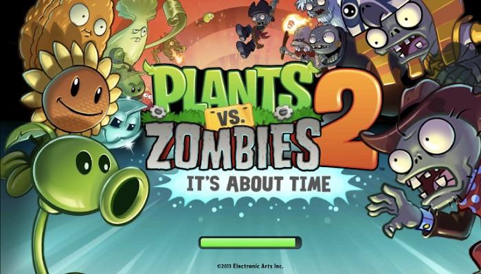 พืชปะทะซอมบี้ ภาค 2 Plant vs. Zombies 2