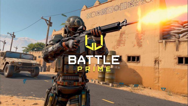 เกม Battle Prime แนะนำเกมมือถือยิงมันส์ รีวิวเกมส์ เกมมือถือแนว Shooting หรือ ไล่ยิง จัดว่าเป็น แนวเกมมือถือ ที่ได้รับความนิยมมากที่สุด