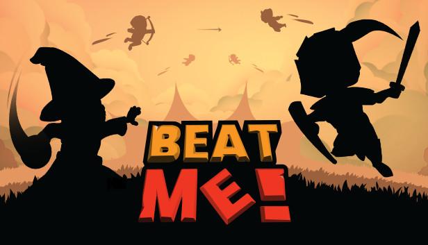 หรือกดปุ่มในการเคลื่อนไหวหรือโจมตีของตัวละคร Beat Me! เกมที่ท้าทายกฎฟิสิกส์ แล้วมันจะออกมาในรูปแบบไหน เกมpc มาใหม่ 2020
