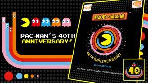 เกมจึงกลายเป็นสัญลักษณ์ ของเด็กและวัยรุ่นมาตั้งแต่ยุคนั้น Pac-Man เกมมือถือ mobile เกมยุค80 90 สนุกๆ สร้างงานภาพและระบบ Gameplay