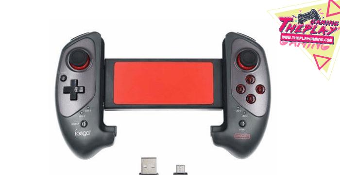 IPEGA 9083S จอยเกมสำหรับโทรศัพท์มือถือ ที่คอเกมห้ามพลาด สามารถใช้ร่วมกับ Application ได้หลากหลายไม่ว่าจะเป็น ShootingPlus