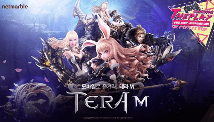 เกม TERA - Action MMORPG เกมแอ็คชั่นแนวแฟนตาซี สุดยิ่งใหญ่ในรูปแบบออนไลน์ เกมแนวสวมบทบาท RPG แบบออนไลน์ เกมเครื่องคอมพิวเตอร์ PC