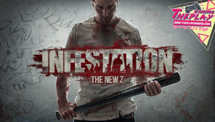 เกม Infestation: The New Z เกมเอาตัวรอดจากซอมบี้ ในรูปแบบออนไลน์ เกมนี้เป็นระบบ PVP ที่ผู้เล่นสามารถต่อสู้กับผู้เล่นคนอื่นๆ ภายในเกมได้