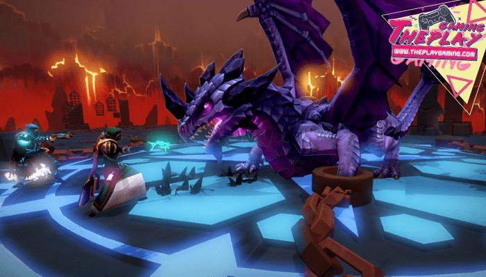 เกม RuneScape เกมออนไลน์แนว mmorpg ที่ให้อิสระกับผู้เล่นได้เต็มที่ด้วยการเปิดเป็น Open World ให้ผู้เล่นได้สำรวจโลกแฟนตาซีอย่างสนุกสนาน