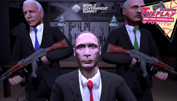 เกม RUSSIAPHOBIA เกมสุดปั่นที่จะทำให้เราสามารถช่วยเหลือประธานาธิบดีรัสเซียได้ เกมนี้เหมาะสำหรับคนที่ชอบเรื่องกวนที่เต็มไปด้วยเสียงหัวเราะ