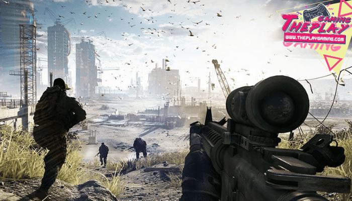 เกม Battlefield 4™ เกมรบในตํานานที่ยังได้รับความนิยมมาจนถึงปัจจุบัน หลายคนน่าจะนึกถึงเกมแนวสงคราม ที่นอกจากจะต้องอาศัยการต่อสู้อย่างเมามัน