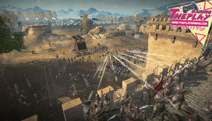 เกม Blood of Steel เกมแนว moba ที่มีมากกว่าการตีป้อม เกมที่ใช้ฉากหลังในยุคสงครามยุโรปที่เรารู้จักอย่างนักรบซีซ่าหรือ Alexander