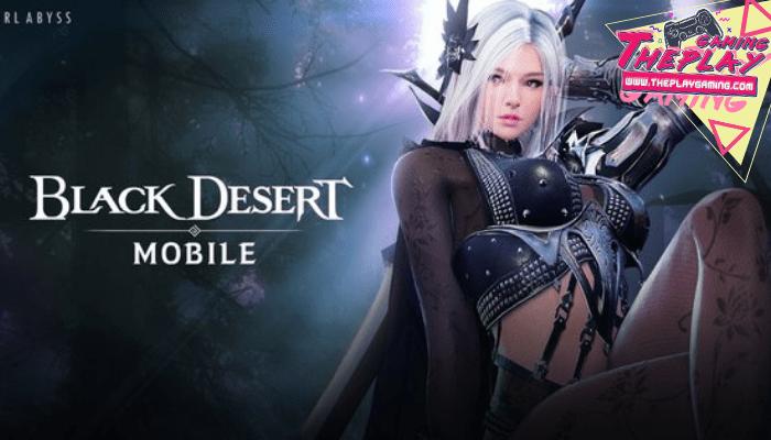 เกม Black Desert เกมออนไลน์ที่เล่นได้สุดมันส์ ได้เวลาของเกมออนไลน์ออกใหม่ ที่จะมาสั่นวงการเกมออนไลน์ระบบ MMORPG กันแล้ว