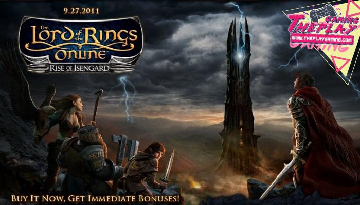 Lord of the Rings Online: Mordor เกมออนไลน์จากภาพยนตร์ชื่อดัง เกมแนวเนื้อเรื่องหรือเกมแนวต่อสู้ เกมแนวออนไลน์ แบบ Standard Edition