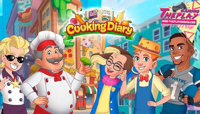Cooking Diary เกมส์ทำอาหารบนโทรศัพท์มือถือ Smartphone ที่ต้องมีความรวดเร็วเป็นหลัก เกมส์ทำอาหาร เป็นอีกหนึ่งรูปแบบเกมส์ที่ได้รับความนิยมมาก