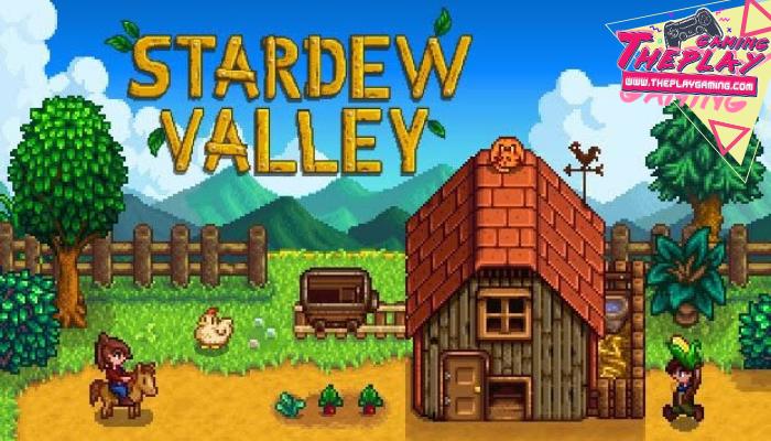 Stardew Valley เกมส์ปลูกผักบนเครื่องเล่น Nintendo switch เป็นเกมส์ที่ได้รับความนิยมมากที่สุดในฐานะของ เกมส์ปลูกผัก เกมกลางเก่ากลางใหม่