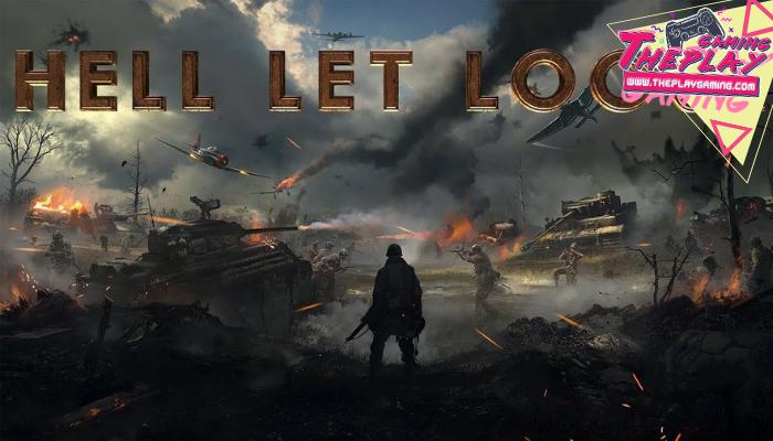 Hell Let Loose เกมส์ต่อสู้สุดดุเดือดในสงครามโลกครั้งที่ 2 รองรับผู้เล่นได้มากถึงเกมละ100คนพื้นที่ในฉากก็มีขนาดเทียบเท่าฉากในพับจี