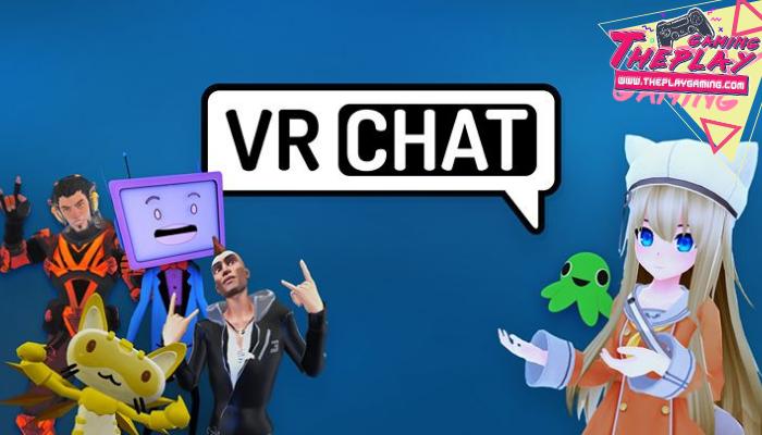 VRChat เกมออนไลน์ที่ให้ความรู้สึกเหมือนภาพยนตร์เรื่อง Ready Player One เกมโลกเสมือนจริง ที่ผู้เล่นต้องสวมอุปกรณ์ ก็คือ แว่น VR