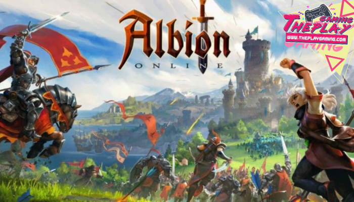 เกม Albion Online เกมออนไลน์ที่มีระบบเศรษฐกิจรายการต่อสู้ เกมแนว sandbox mmorpg ที่ผสมผสานระบบเศรษฐกิจเข้ากับการต่อสู้อย่างดุเดือด