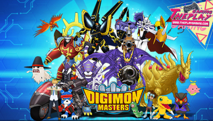 Digimon Masters Online เกมออนไลน์จากการ์ตูนชื่อดังในอดีต เป็นเกมที่มีอะไรมากมายให้เราได้เล่นไม่ว่าจะเป็นการต่อสู้กับศัตรูแบบ Real Time
