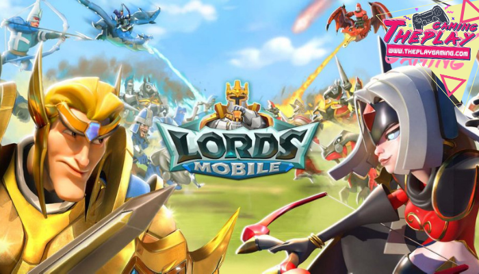 Lords Mobile จากเกมออนไลน์ยอดนิยม เป็นเกมแนววางแผนรบแบบเรียลไทม์ ที่ผู้เล่นนั้นจะได้ใช้สมองในการวางแผนเพื่อเรานั้นสามารถเอาชนะคู่ต่อสู้