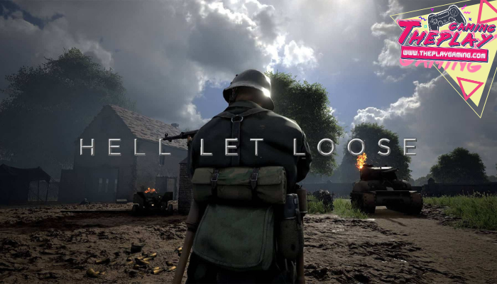 Hell Let Loose เกมออนไลน์แนวสงครามโลกครั้งที่ 2 ที่ต่อสู้กันอย่างดุเดือด เป็นเกมที่ผู้เล่นจะได้สัมผัสประสบการณ์การต่อสู้ในสงครามโลก