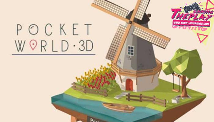 Pocket World 3D เกมจิ๊กซอว์สถานที่ทั่วโลก เป็นเกมที่เล่นง่ายมาก Pocket World 3D จึงได้มียอดดาวน์โหลดที่สูงและมีผู้เล่นมากมาย จริงๆ