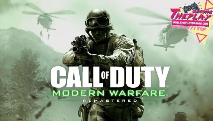 เกมส์ Call of Duty: Modern Warfare จะเน้นไปที่การเล่นเป็นทีมโดยแบ่งเป็น 2 ทีมแข่งกันคนละฝั่ง เพื่อกำจัดหรือฆ่าอีกฝั่งให้ตาย