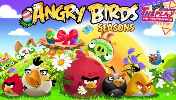Angry Birds นกจอมโมโห เป็นอีกเกมออฟไลน์ที่น่ามีไว้ติดเครื่องสำหรับ เกม Angry Birds เพราะเป็นเกมที่เล่นง่ายแต่เล่นแล้วเพลินจนลืมเวลาไปเลย