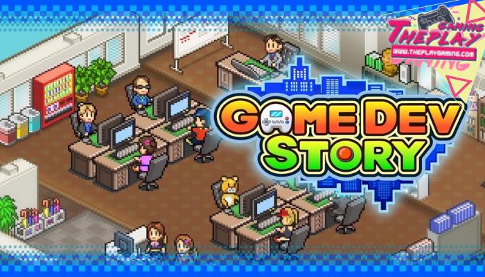 Game Dev Story สุดยอดเกมสร้างเกมดูดเวลา หรือเกมเรื่องราวคนสร้างเกมเป็นเกมมือถือออฟไลน์แนวบริหารโดยตัวเกมจะให้เราได้บริหารจัดการบริษัทเกม