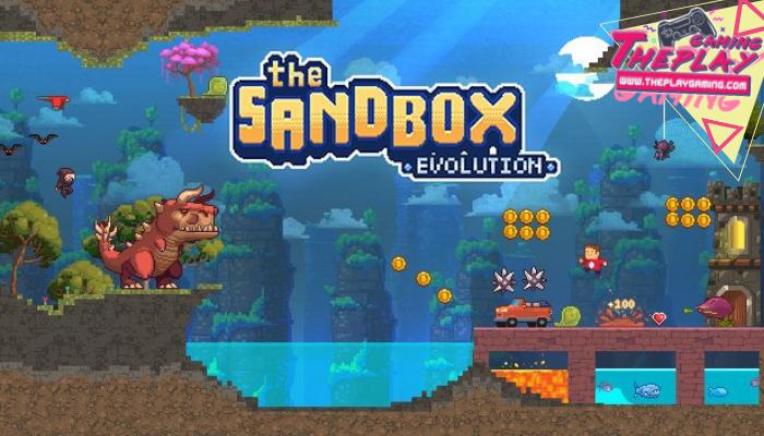 The Sandbox Evolution เกมพระเจ้าสร้างโลกสไตล์ Pixel Art ปัจจุบันคงจะไม่มีใครที่จะไม่รู้จักเกมประเภทสร้างสรรค์หรือ เกมแนว Sandbox