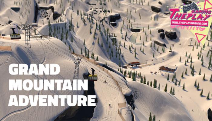 เกมGrandMountainAdventureSnowboardPremiere เป็นเกมออฟไลน์บนมือถือ ที่กำลังได้รับความนิยมอยู่ในขณะนี้แถมยังติดอันดับเกมฮอตฮิตบนระบบ IOS