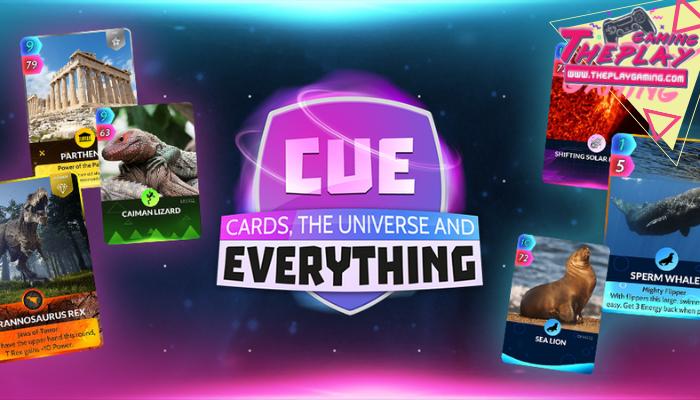 CUE Cards เกมการ์ดออนไลน์ที่เปลี่ยนทุกสิ่งรอบๆตัวให้กลายเป็นการ์ด เกมแนวการ์ดเกมคล้ายๆกับพวกเกมการ์ดอย่างยูกิหรือแวนการ์ดนั่นแหละครับ
