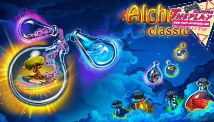 Alchemy classic เกมเล่นแร่แปรธาตุฝึกสมอง เกมเล่นแร่แปรธาตุคลาสสิค นั้นเป็นเกมแนวฝึกสมองประลองปัญญา หรือแนว Puzzle ที่เล่นได้เพลินๆไม่มีเบื่อ