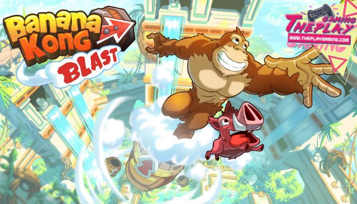 เกม Banana Kong Blast หากจะกล่าวถึงเกมที่สามารถเล่นได้อย่างไม่มีเบื่อ คงต้องยกให้ เกม Banana Kong Blast เกมออฟไลน์บนมือถือ